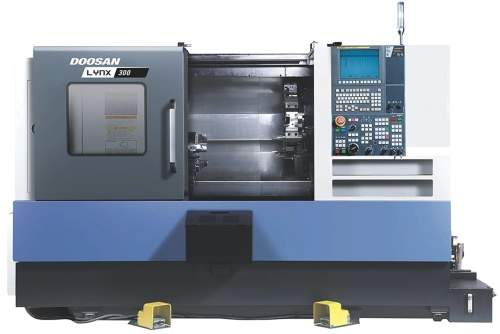CNC soustruh - Doosan Lynx